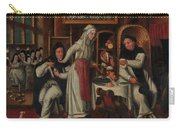Kitchen In A Convent Carry-all Pouch