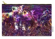 Kittens Cat Cat Puppy Rush  Carry-all Pouch