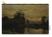 Landscape With Ducks Carry-all Pouch