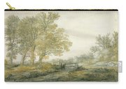 Landscape With Trees Carry-all Pouch
