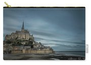 Le Mont Saint Michel Carry-all Pouch