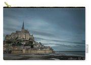 Le Mont Saint Michel Carry-all Pouch