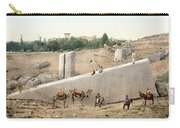 Lebanon: Baalbek Carry-all Pouch