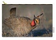 Lesser Prairie Chicken Carry-all Pouch