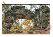 Little Pravcice Gate - Famous Natural Sandstone Arch Carry-all Pouch