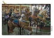 Looff Carousel Santa Cruz Boardwalk Carry-all Pouch
