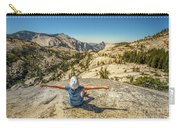 Looking Half Dome Carry-all Pouch