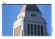 Los Angeles City Hall Carry-all Pouch