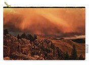 Lost River Sunset Carry-all Pouch