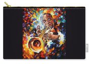 Louis Armstrong . Carry-all Pouch