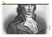 Louis Saint-just (1767-1794) Carry-all Pouch