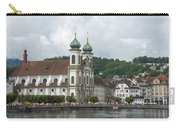 Lucerne Switzerland Carry-all Pouch