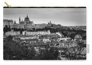 Madrid Panorama From Debod Lookout Madrid Spain Carry-all Pouch