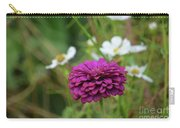 Magenta Zinnia  Carry-all Pouch