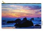 Magical Sunset - Harris Beach - Oregon Carry-all Pouch