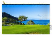 Makena Golf Course In Makena Area Carry-all Pouch