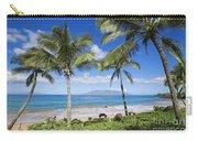 Makena, Maluaka Beach Carry-all Pouch