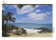 Makena, Secret Beach Carry-all Pouch