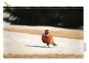 Male Ring-necked Pheasant Carry-all Pouch