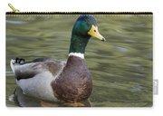 Mallard Drake Santa Cruz Monterey Bay Carry-all Pouch