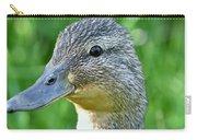 Mallard Duck Hen Carry-all Pouch
