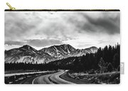 Mammoth Lakes Area Of California Carry-all Pouch