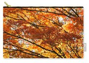 Maple Tree Foliage Carry-all Pouch