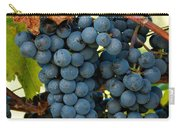 Marechal Foch Grapes Carry-all Pouch