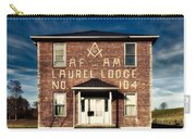 Masonic Lodge Carry-all Pouch