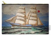 2 Master Tall Ship Carry-all Pouch