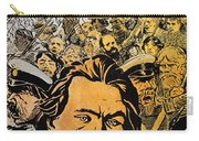 Maxim Gorki (1868-1936) Carry-all Pouch