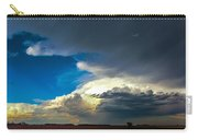 May Nebraska Storm Cells Carry-all Pouch
