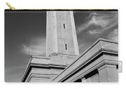 Memorial Tower - Lsu Bw Carry-all Pouch