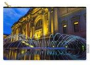 Metropolitan Museum Of Art Carry-all Pouch