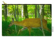 Michigan Whitetail Carry-all Pouch