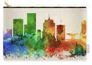 Milwaukee Skyline Panorama Uswiml-pa03 Carry-all Pouch