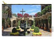 Mission Inn Chapel Courtyard Carry-all Pouch