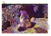 Mountain Marmot Wildlife Animals  Carry-all Pouch