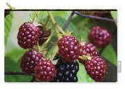 My Blackberries Carry-all Pouch