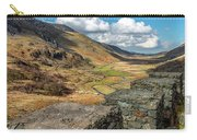 Nant Ffrancon Pass Snowdonia Carry-all Pouch
