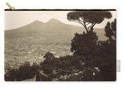 Naples: Mt. Vesuvius Carry-all Pouch