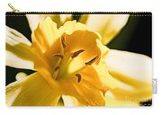 10553 Narcissus Superstar - Flower 080  Carry-all Pouch