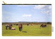 New Forest - Hampshire - Uk Carry-all Pouch