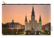 New Orleans St Louis Cathedral Carry-all Pouch