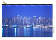 New York City Ny Carry-all Pouch
