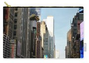 New York City Times Square Carry-all Pouch