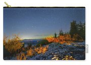 Northern Lights At Mount Pilchuck Carry-all Pouch