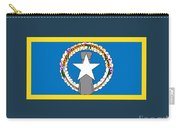 Northern Marianas Flag Carry-all Pouch