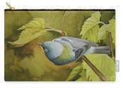 Northern Parula Carry-all Pouch