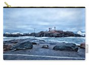 Nubble Light Lighthouse Carry-all Pouch
